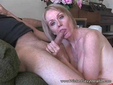 Blonde Melanie On Her Blowjob Session Free Porn Videos