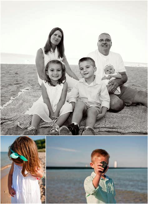 Frankfort Family Beach Photos - Photography by Tracy Grant