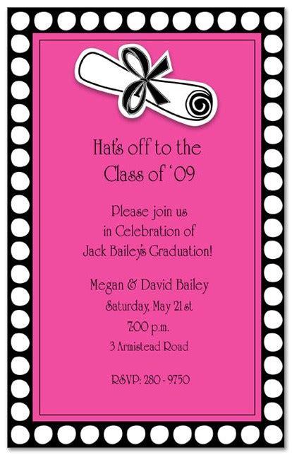 15+ Graduation Party Invitations Party Ideas