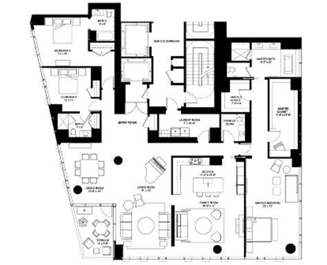 elm floor plans chicago il luxury condos