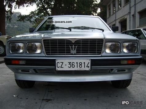 1985 maserati biturbo specs 1985 maserati biturbo biturbo 420 car photo and specs