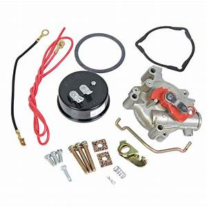 Holley Carburetor Electric Choke Wiring