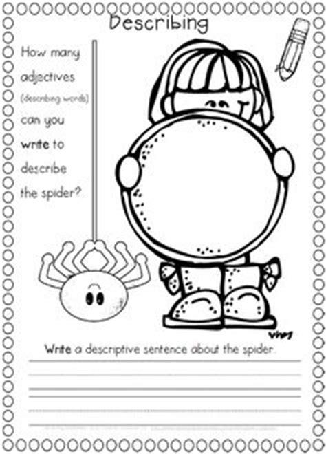 adjectives worksheets images adjective worksheet