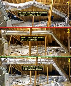 How to Install Round Sheet Metal Duct: Job Planning and ...