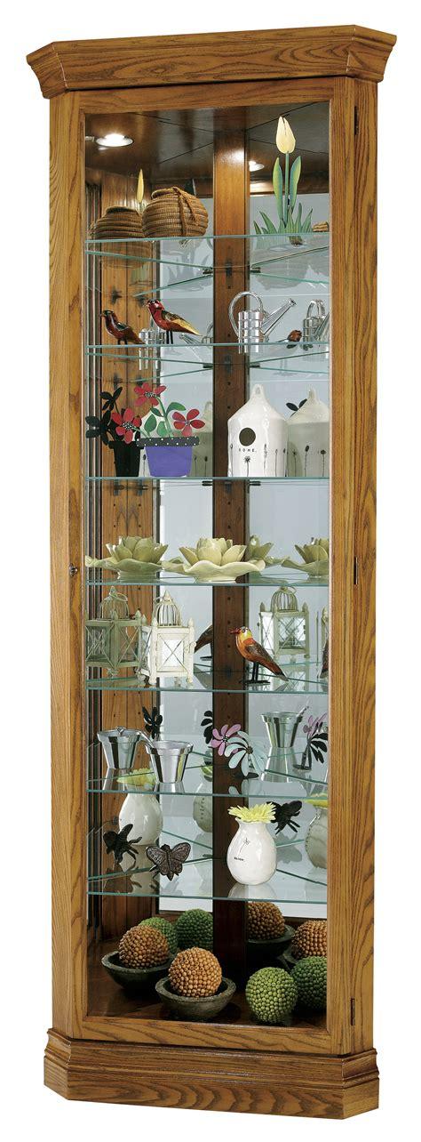 Dominic 680 485 Howard Miller Corner Curio Cabinet