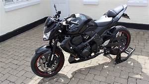 Kawasaki Z750 ABS 2011 - Black beauty! - YouTube
