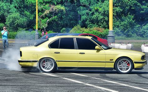 Bmw M5 Modification by Goncharovroman 1994 Bmw M5 Specs Photos Modification