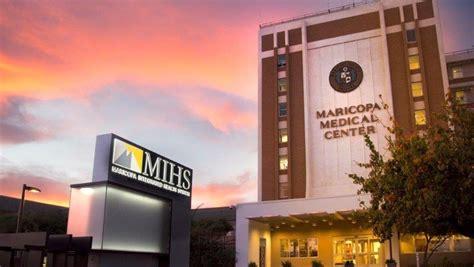 firms bid  construction contract  maricopa medical