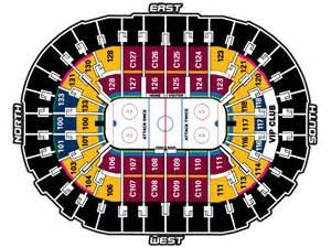 quicken loans arena concert seating vip hrk aero