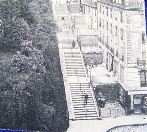 les escaliers de montmartre c 244 t 233 est 1 montmartre secret