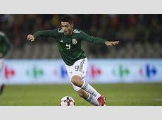 México Mundial Rusia 2018 Raúl Jiménez reveló la clave
