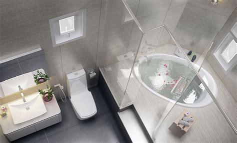 Home Spa Bathroom by Spa Bathroom Interior Design Ideas