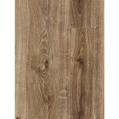 allen and roth laminate lowes 1 89 allen roth 4 96 in w x 4 23 ft l handscraped driftwood oak wood plank laminate