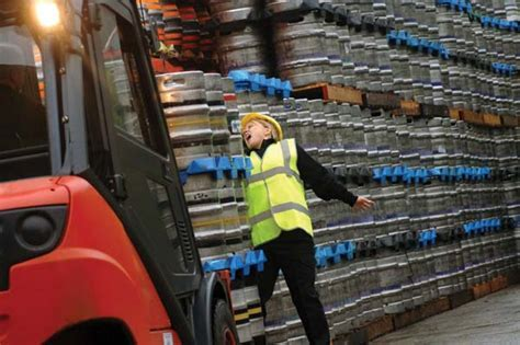 Preventing Common Warehouse Accidents   The Shelving Blog