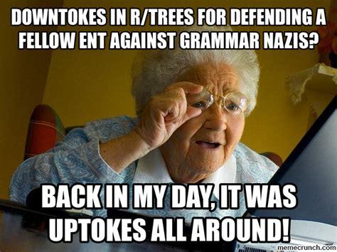 Grammar Memes - grammar nazis should probably smoke a bowl and chill