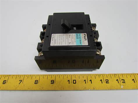 Fuji Electric Auto Circuit Breaker Pole Amp Ebay