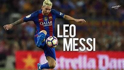 Messi Wallpapers Lionel Leo Goal Skills El
