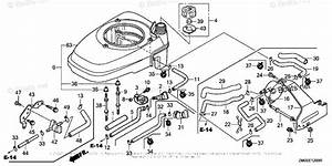 Honda Small Engine Parts Gcv160 Oem Parts Diagram For Fan