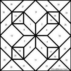 quilt pattern coloring pages    clipartmag