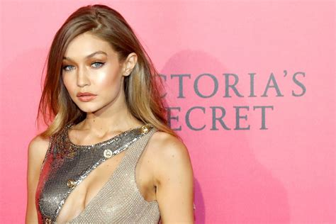 Fans divided over Gigi Hadid's armpit hair in the Love ...