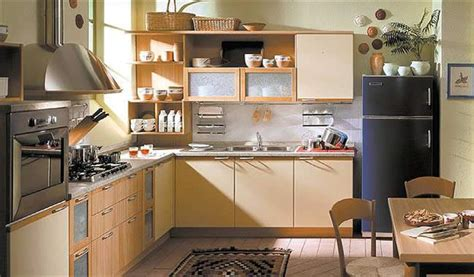 cocina rustica moderna  apartamento