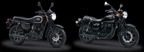 Kawasaki W250 Wallpapers by Motor Retro Kawasaki W175 Classic Cakep Gak Sih