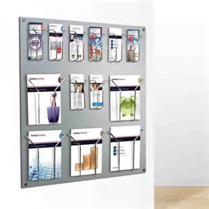 Modern Dining Room Sets Amazon by Acrylic Magazine Rack Wall Mounted Decor Ideasdecor Ideas
