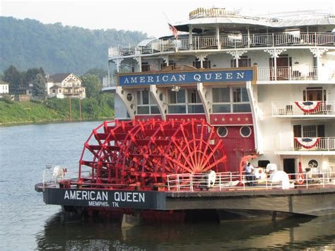 Steamboat Company by River Cruise Review American Queen Steamboat Company