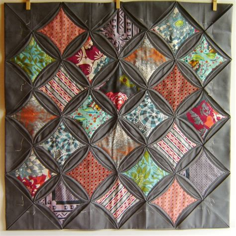cathedral window quilt 251 best cathedral window quilting images on