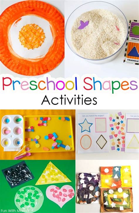 shapes theme preschool activities 360 best shapes for images on abcs books 128