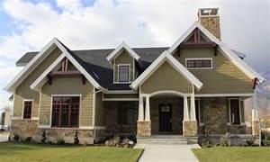 17 Craftsman Style Homes Exterior Acnehelpinfo