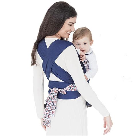 MHUG Mei Tai French Flower | Mhug | Baby Carriers and wraps