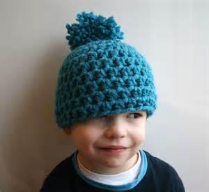 Free Beginner Crochet Hat Pattern