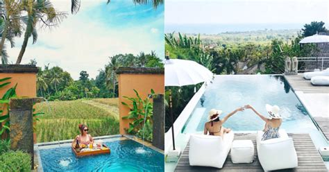 hotel  private pool  bali  bikin liburan makin berkesan