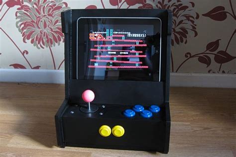 Freekade Ipad Arcade Cabinet Available Now Gadgetsin