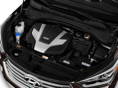 Hyundai Santa Fe Engine Size by Image 2017 Hyundai Santa Fe Limited Ultimate 3 3l