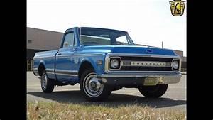 1970 Chevrolet C10 Stock   643-det