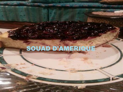 cuisine souad cheese cake américain de souad cuisine et recettes