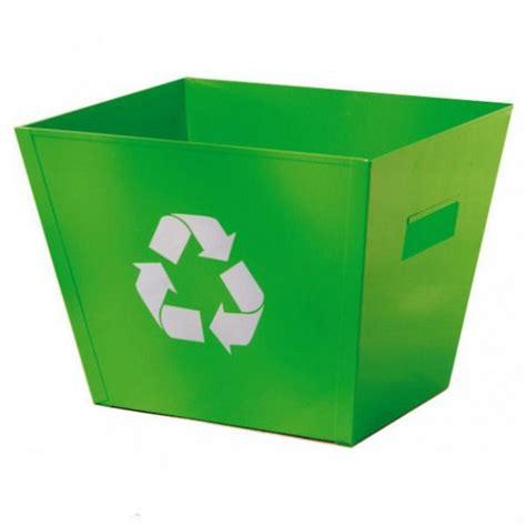 recyclage papier bureau poubelle pour recyclage pro signalisation
