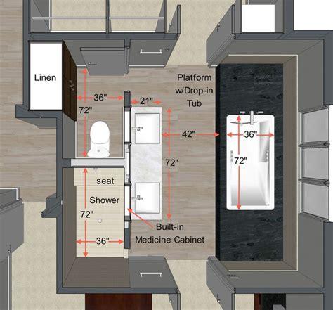 master bathroom design layout ideas best 25 master bath layout ideas on master