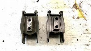 Dyna Rear Motor Mount Replace Drag Specialties