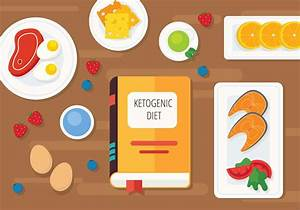 Ketogenic Diet Illustration