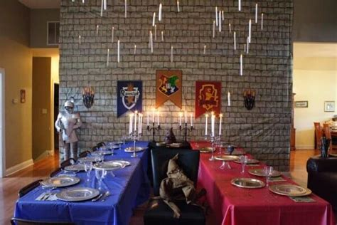 creative harry potter party ideas spaceships