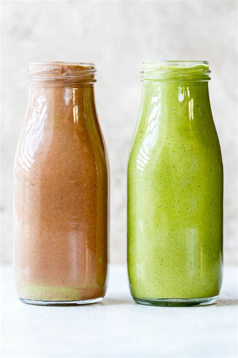 The Doesn Taste Green Smoothie Running