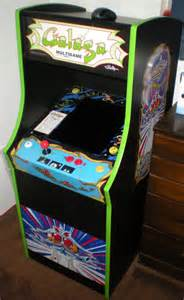 galaga arcade machine dimensions crafts