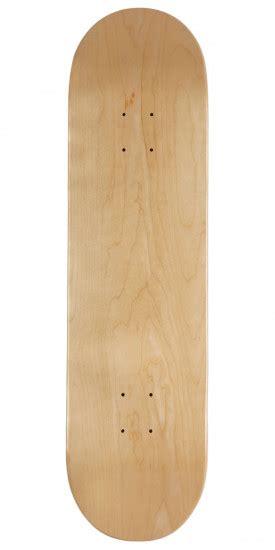 Blank Maple Skateboard Deck