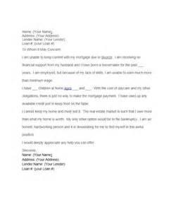 Financial Hardship Letter Template