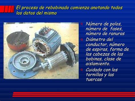 punto 2 bobinado motores