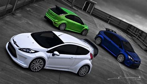 Ford Focus Plant by Plant Ford Den Extrem Rs Tuningblog Eu Magazin