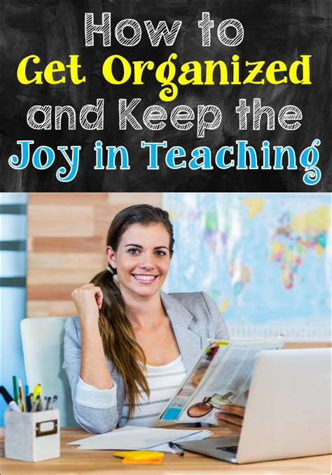 Corkboard Connections How To Get Organized And Keep The Joy In Teaching